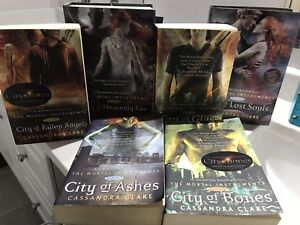 Mortal Instruments Book Series
