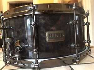 14x6.5 Tama SLP Power Maple Snare Drum