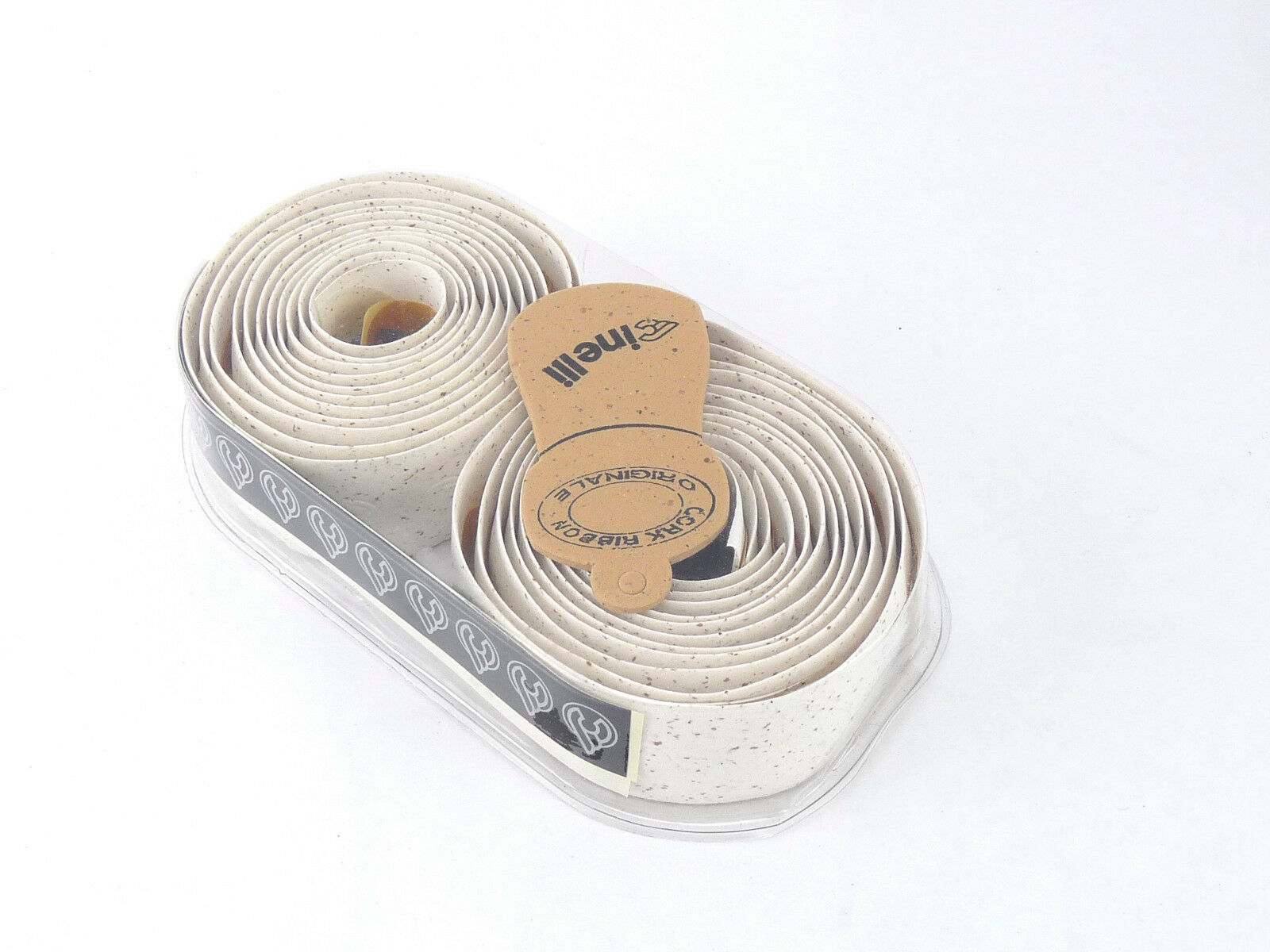 Cinelli Handlebar Tape WHITE 7-Eleven Serotta Huffy vintage