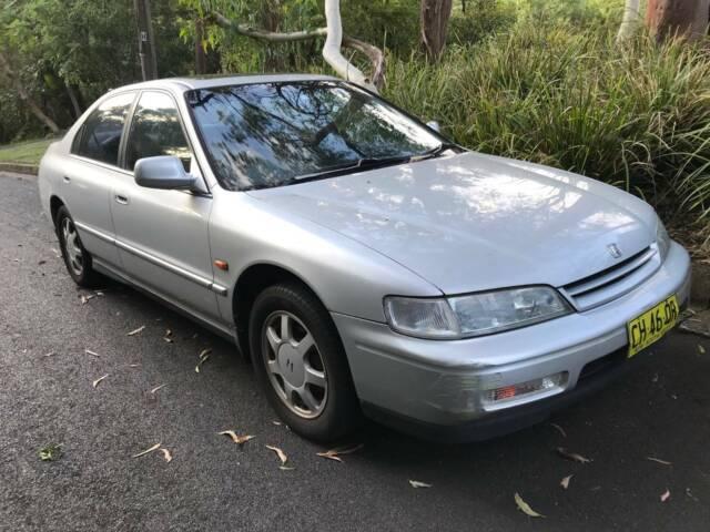 1994 Honda Accord Vti-s 4 Sp Automatic 4d Sedan   Cars ...