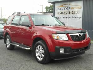 Mazda Tribute GX 2011 ***MAGS,4X4,ATTACHE REMORQUE***