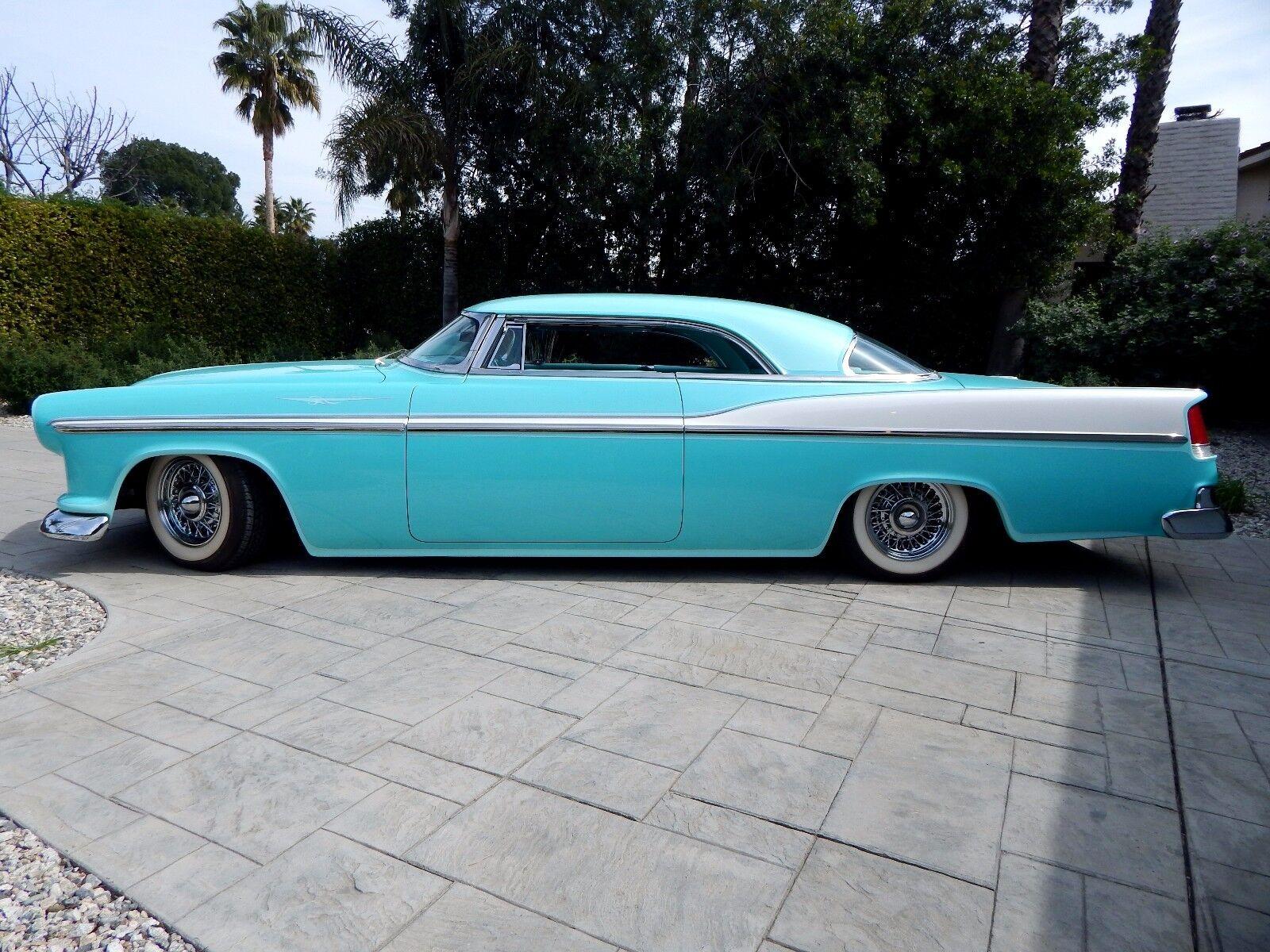 1956 Chrysler Windsor Custom by Richard Zocchi - Art Himsl - Jerry Sahagon 1956 Chrysler Windsor Show Car by Richard Zocchi - Art Himsl - Jerry - Sahagon