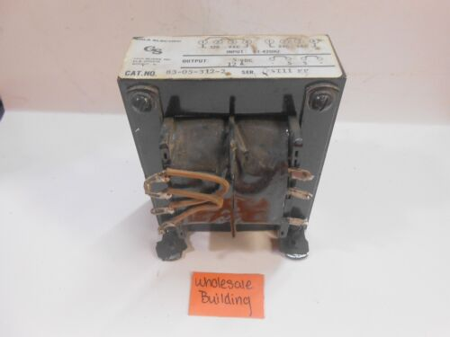 SOLA ELECTRIC, POWER SUPPLY, 83-05-312-2