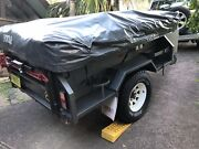 XTRAIL CAMPER TRAILER TENT Allambie Heights Manly Area Preview