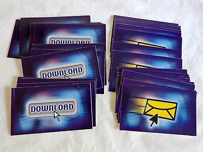 Monopoly  Com Replacement Game Parts Download Email Cards Chance Community Chest