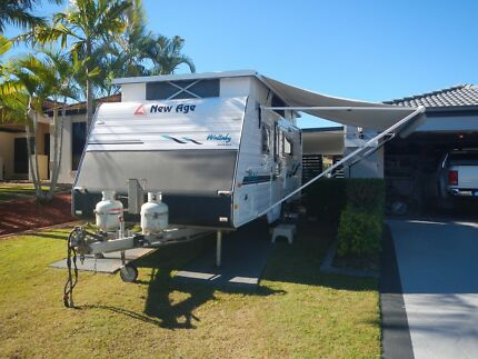 New Age Wallaby 16E Pop Top Caravan Arundel Gold Coast City Preview