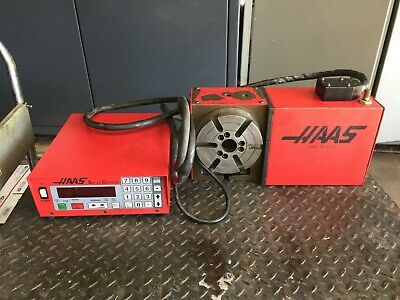 Haas 6 Rotary Table Ndexer 17 Pin Controller
