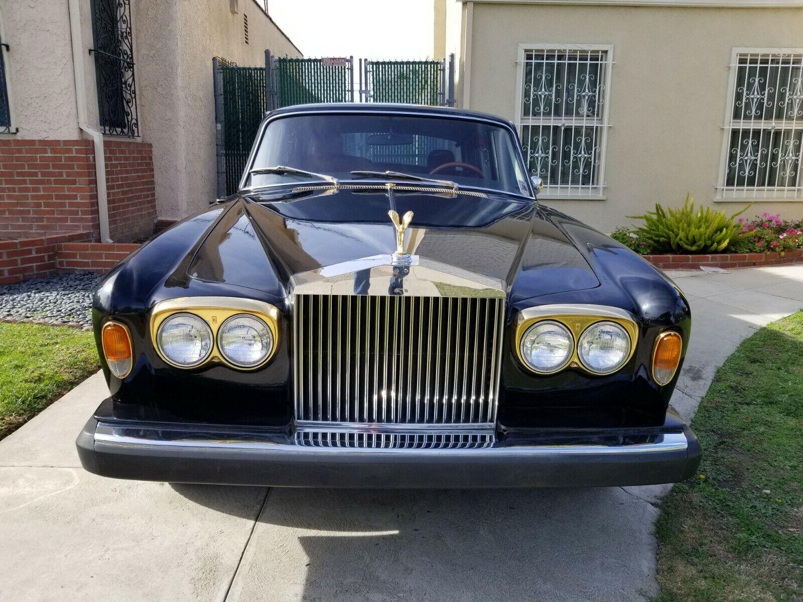 1974 Rolls-Royce Silver Shadow  1974 Rolls Royce Silver Shadow