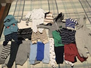 Baby boys clothes! NB/0-3 m