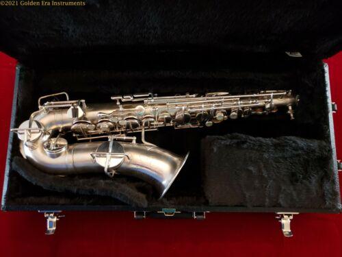 Martin Handcraft Alto Saxophone Circa 1924