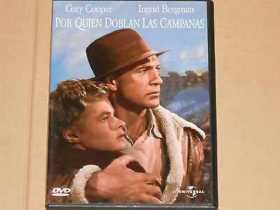 Por Quien Doblan Las Campanas - (Ingrid Bergman, Gary Cooper...) DVD  ()