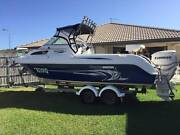2008 Haines Hunter 600 Classic Offshore Lammermoor Yeppoon Area Preview