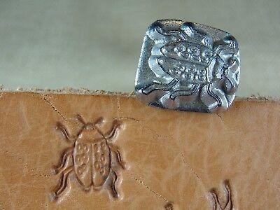 Baron-tool (Vintage Baron Tool - #355 Ladybug Stamp (Leather Stamping Tool))