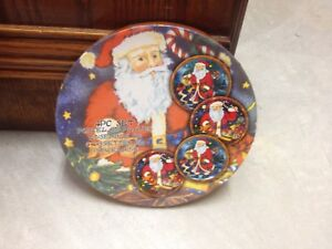 Christmas Porcelain Plate Collection