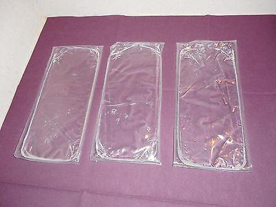 3 Kühlakkus Größe S 300g Kühlpack Coolpack Gelkühlakku Gelpack Kühlkissen Akku