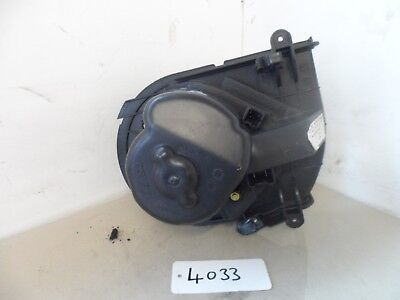 Citroen C8 Heater Blower Fan AC Denso 1499032080 2 Plugs 2005 ~ 2008