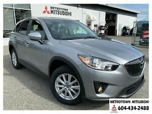 2015 Mazda CX-5 GS; NAVIGATION! Local & No accidents!