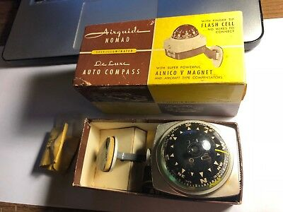 Vintage Auto Parts Dash Part in box