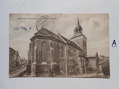 Postkarte Ansichtskarte.Belgrad Marienkirche