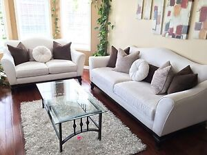 Decorest customized sofa and love seat