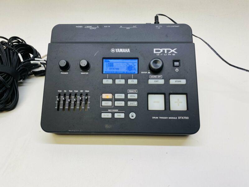 Yamaha DTX-700 Electronic Drum Module Brain