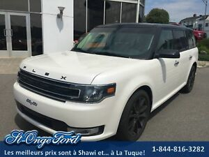 Ford Flex SEL, Traction intégrale