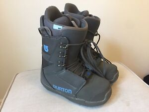 Burton Progression snowboarding boots for ladies - size US7/EU38