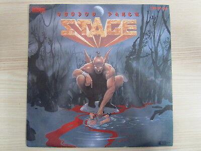 �� Voodoo Dance / Electronic / 1984 / RAR / With Promo Info /  (Info Electronic Dance Music)