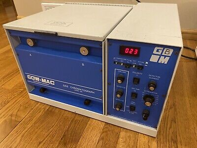 Gow-mac Instrument Series 580 Gas Chromatograph