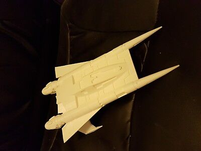 Thunder Fighter - Buck Rogers - Approximately 12 inches (30 cm) long