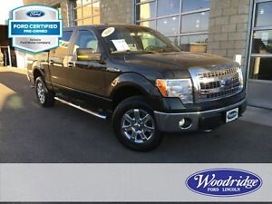 2013 Ford F-150 XLT FORD CERTIFIED PRE-OWNED, CLEAN CARPROOF,...