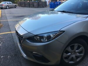 2015 Mazda 3 Sport, feel the power of manual shift 6 spd