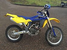 Husqvarna TE250 (300 kit) Clarence Town Dungog Area Preview