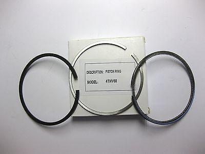 Kolbenringe Yanmar 3TNV88 4TNV88 3D88 4D88 3TNE88 4TNE88 Standard 88mm