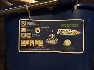 Easy Mop 360 Cleaning System