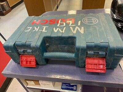 Bosch 11250vsrd Rotary Hammer With Dust Collection Micro Filter System Case