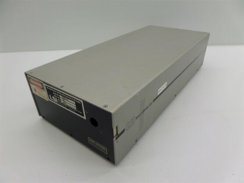 Laser Science Inc. VSL-337ND Puled Nitrogen Laser