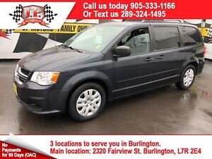 2014 Dodge Grand Caravan SXT, 3rd Row Seating, Bluetooth, 125, 0