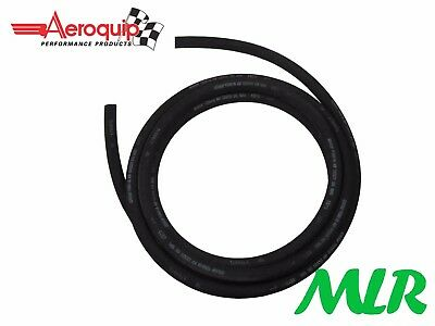 """AEROQUIP 1/2"""" 13MM FC598 BLACK AQP PUSH ON REMOTE FILTER OIL COOLER HOSE PIPE ZN"""