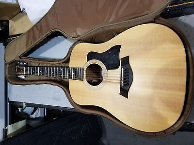 2014 TAYLOR 150E 12-string Acoustic Electric Guitar