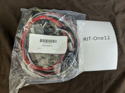 Motorola 3080369B73 Programming Cable SPECTRA & ASTRO DIGITAL SPECTRA #JT-One12