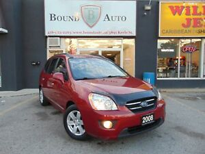 2008 Kia Rondo EX|5-SEATER|H-SEATS|C-CONTROL|P-GROUP|NO ACCIDENT
