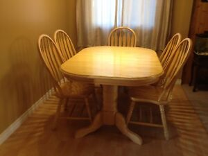 Solid Wood Country Style Table