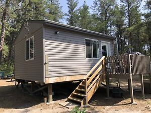 **$95**OPEN DATES AUG-OCT*LESTER BEACH CABIN RENTAL, BELAIR, MB