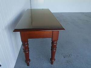 SOLID TIMBER TABLE Walkerston Mackay City Preview