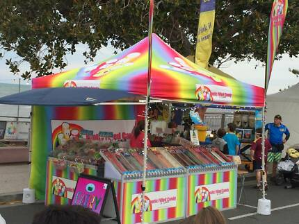 Candy Shop Pop Up Mobile Business 4 Sale