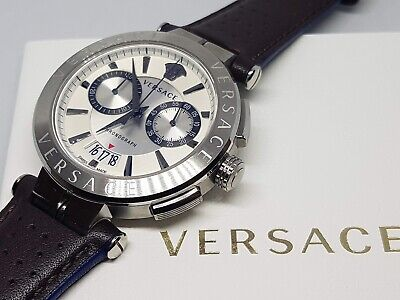 Versace VBR010017 Aion Chronograph Swiss Made
