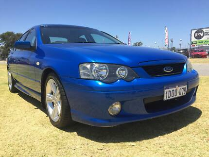 2005 Ford Falcon XR6     ****IMMACULATE ONLY 108,000 KMS*****