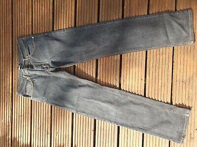 Mens Versace Couture Jeans Black W34 L32 Good Condition