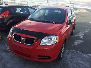 2010 Pontiac G3 Wave ***For Parts Only***